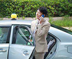 転職でタクシー運転手なる!タクシーは1日何キロ走っているの?